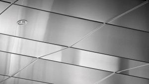 Stainless Steel Soffit Cladding
