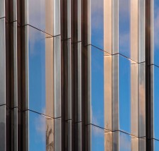 Stainless Steel Rainscreen Cladding