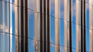 Stainless Steel Rainscreen Cladding