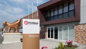 Proteus Entrance
