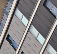 Zinc Rainscreen Cladding