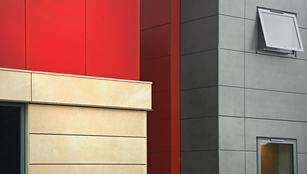 Ceramic Rainscreen Cladding