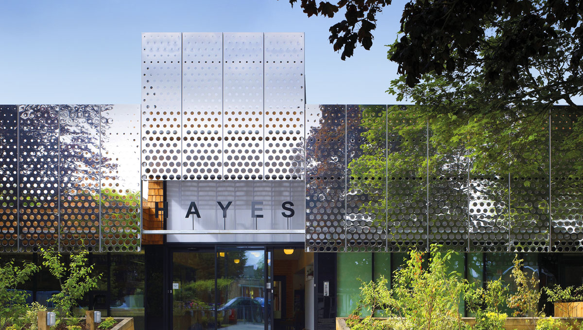Hayes Primary School London Proteus Facades