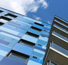 Steel Rainscreen Cladding