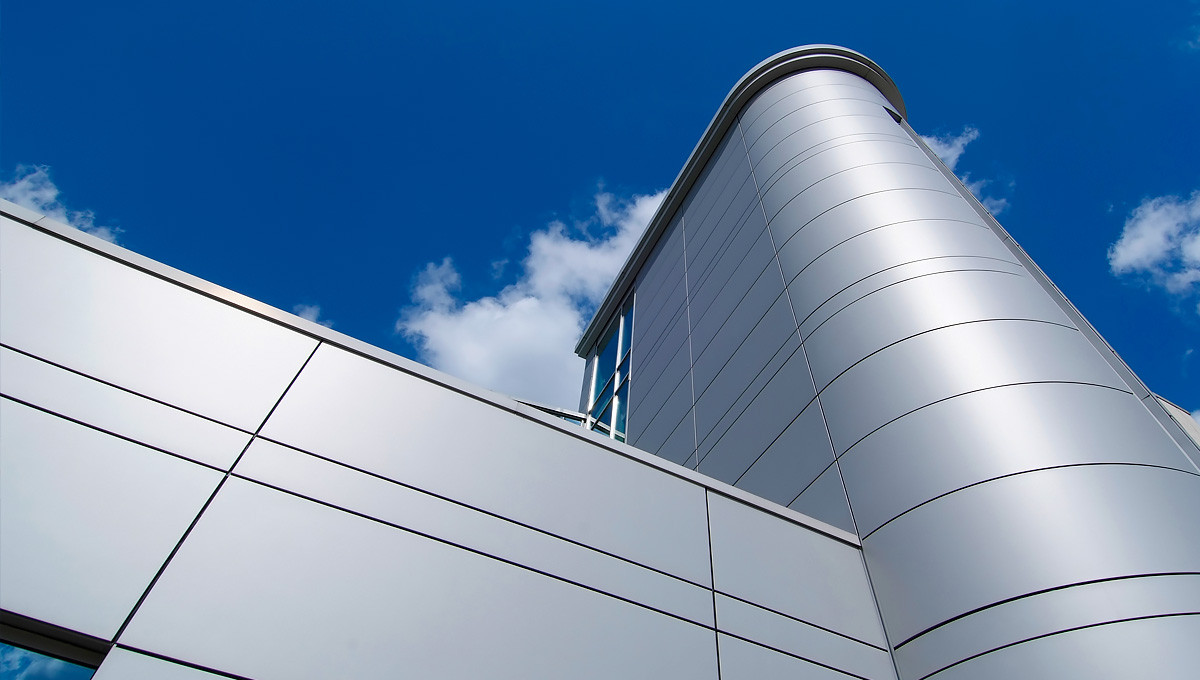 Aluminium Rainscreen Cladding
