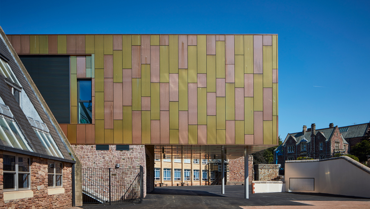 A Guide To Choosing Copper Alloy Rainscreen Cladding