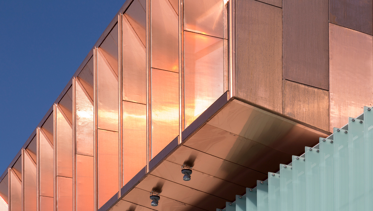 A Guide To Specifying Copper Rainscreen Cladding Proteus