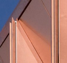 TECU Classic Rainscreen Cladding - Proteus HR