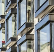 Rimex Granex Bronze Rainscreen Cladding - Proteus HR