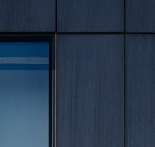 TECU Classic Weathered Rainscreen Cladding - Proteus HR