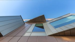 TECU Bronze Rainscreen Cladding - Proteus HR