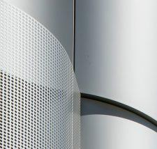 Natural Anodised Aluminum Rainscreen Cladding - Proteus HR & SC