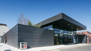 Stainless Steel Rainscreen Cladding - Proteus HR
