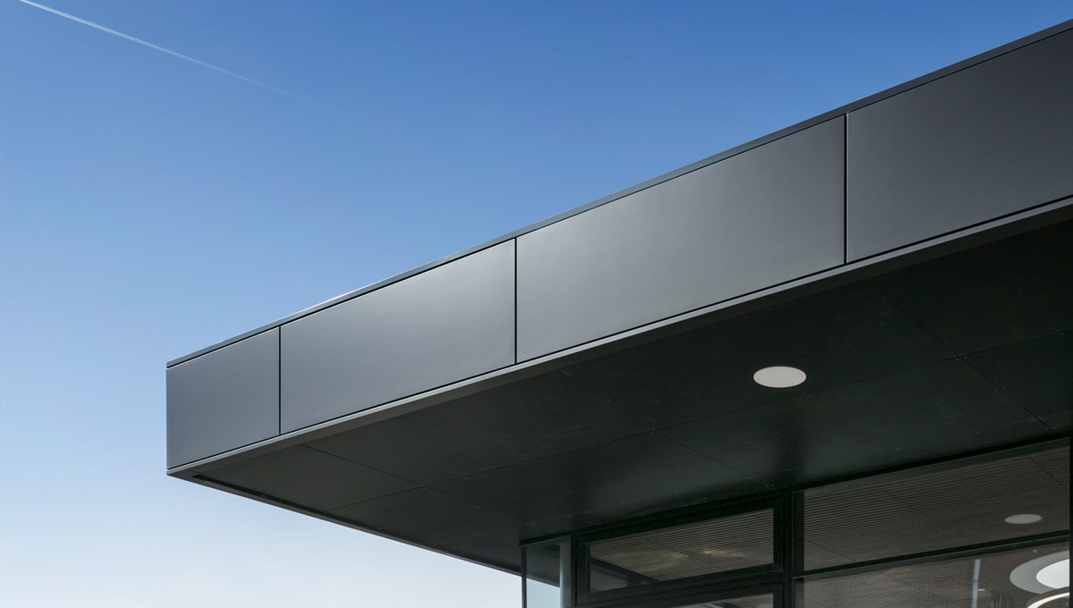 Pre Coated Aluminium Rainscreen Cladding - Proteus HR