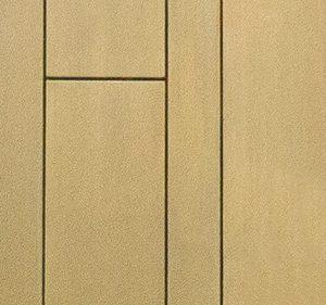 TECU Brass Rainscreen Cladding - Proteus HR