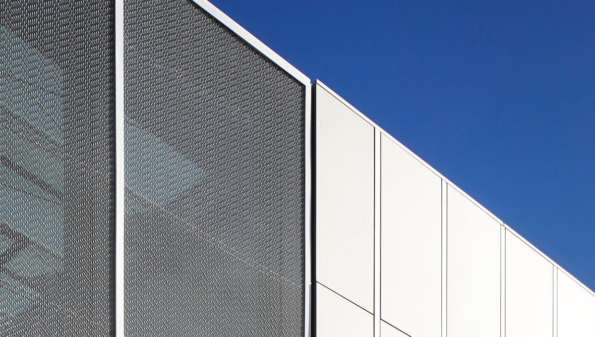 Pre Coated Aluminium Rainscreen Cladding - Proteus HR