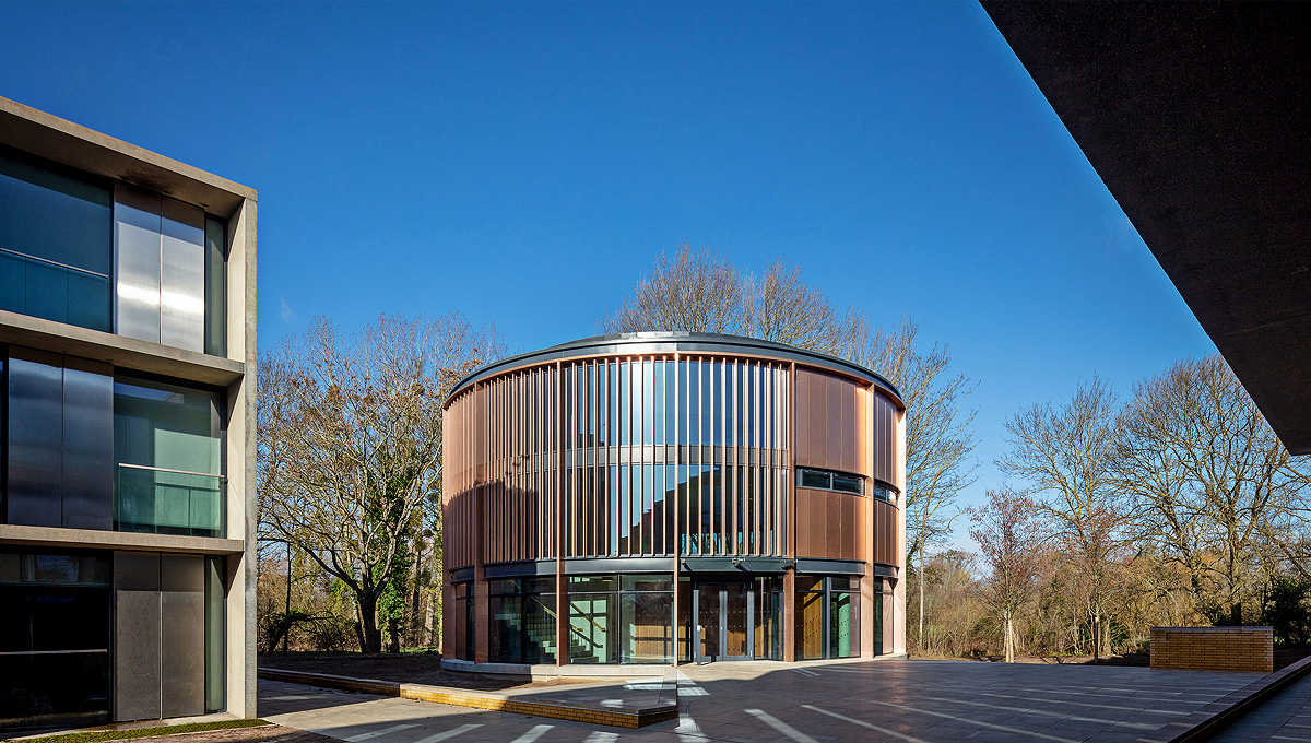 St Catherine's College Ainsworth Graduate Centre 1