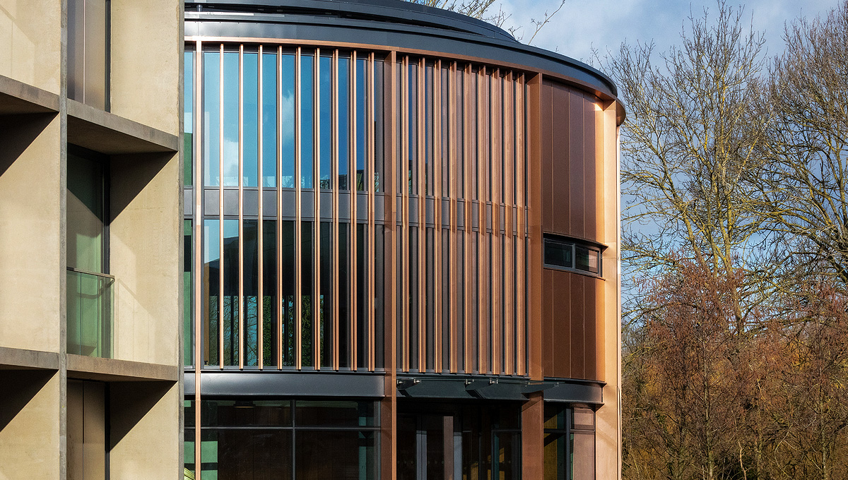 St Catherine's College Ainsworth Graduate Centre 2