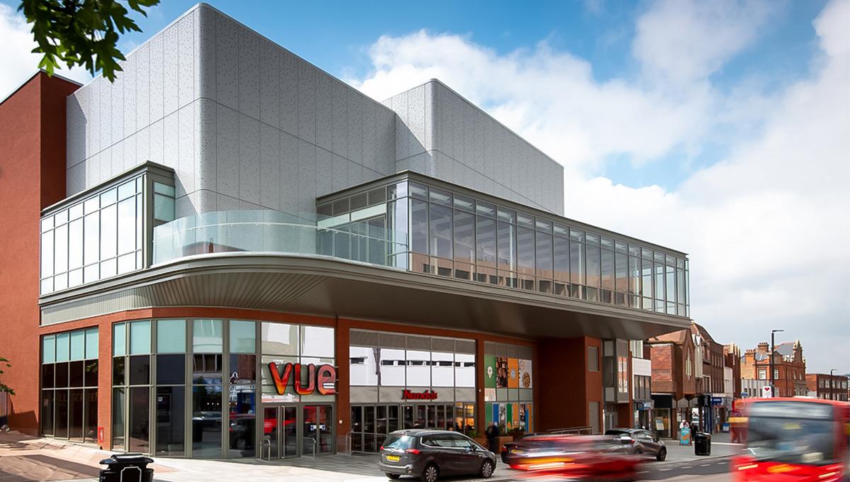 Vue Cinema Architecture