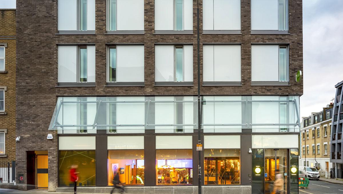 Architecture Premier Inn