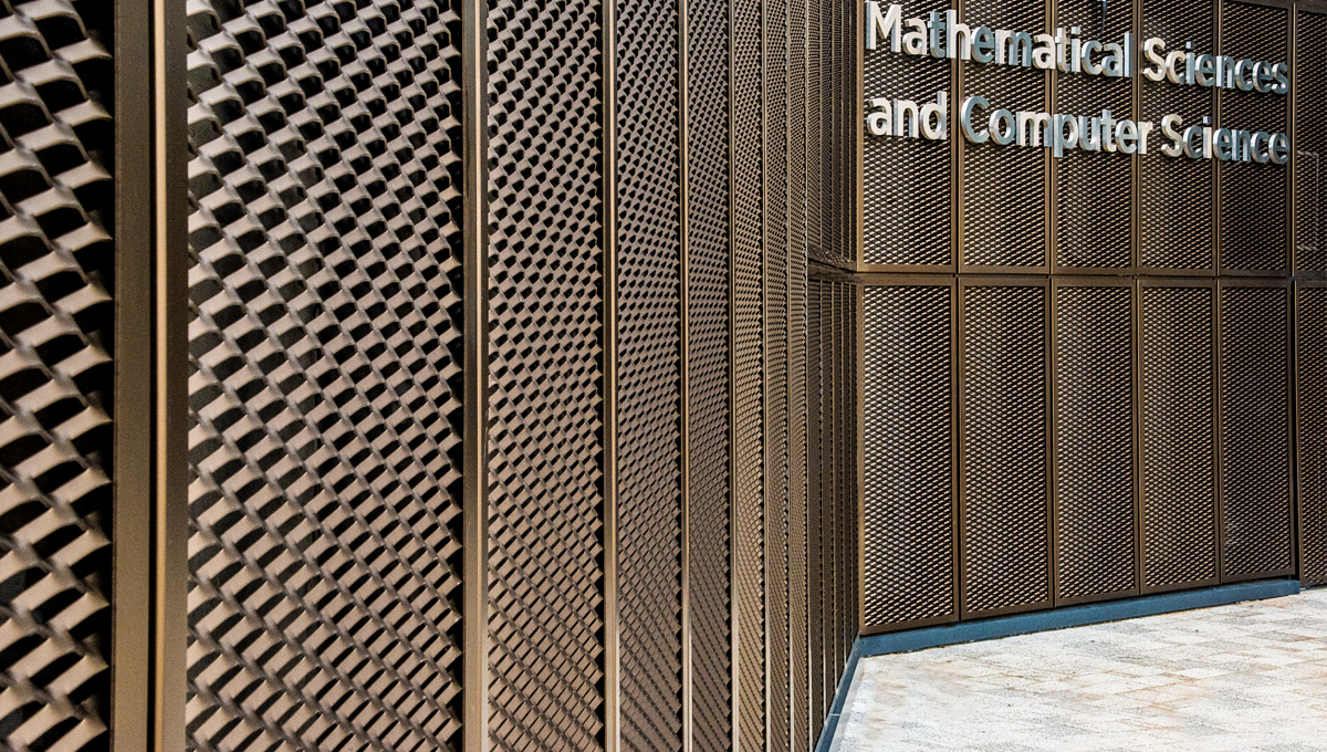 Perforated Cladding